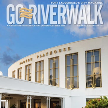 Homepage Spotlight: Go Riverwalk Front Cover